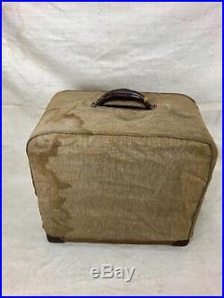 Vintage 1940's Gibson EH-125 Tube Guitar Amplifier Pre-War Gibson Amp withCover