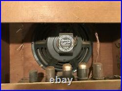 Vintage 1950/60s Gibson Tube Amp Amplifier Jensen 10 Speaker