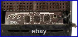 Vintage 1950s Oahu 230K Lap-Steel Two-Tone Electric Guitar Tube Amplifier Amp