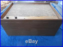 Vintage 1960 Silvertone 4707 Tube Amplifier Amp Guitar