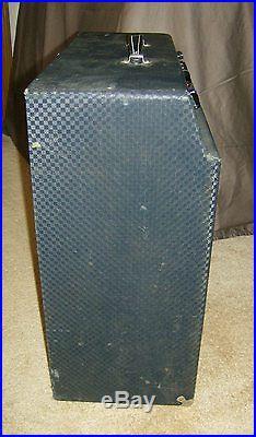 Vintage 1960's AMPEG ROCKET 2 TUBE GUITAR AMP
