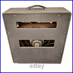 Vintage 1960's Ampeg Gemini II G-15 Tube Amplifier