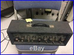 Vintage 1960's Danelectro DM5 Tube Guitar Amp Amplifier