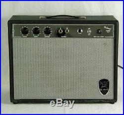 Vintage 1960's St. George Valiant 664 Tube Amplifier 60's Amp with Quincy Speaker
