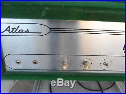 Vintage 1960s Gibson Atlas Tube Amplifier Head 6L6