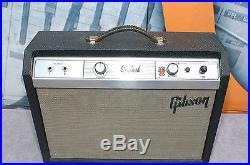 Vintage 1960s Gibson Skylark GA-5 Guitar (Tube) Amp / Amplifier MINT