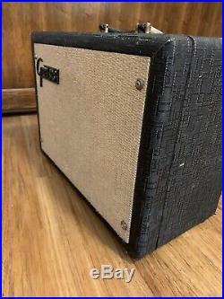 Vintage 1960s Gretsch 6150T Tube Amp