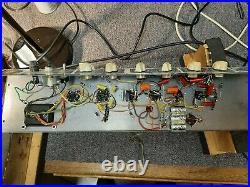 Vintage 1961 1962 Harmony H306 Combo Tube Amp Used