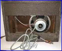 Vintage 1963 Gibson Skylark Tremolo Guitar Amp GA-5T Tube Amplifier Made In USA