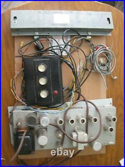 Vintage 1963 Tube Amplifier 6BQ5 Tube amp with Reverb & Percussion Everett