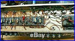 Vintage 1965 Fender Showman Blackface All Tube Amp Head! AB763 Circuit! NICE