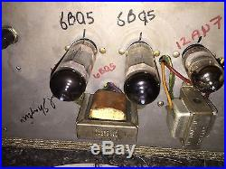 Vintage 1965 Gibson Ga-15 Rvt Explorer Guitar Amp Tube Amplifier