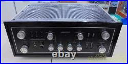 Vintage 1965 SANSUI Integrated Amplifier Tube Type AU-111