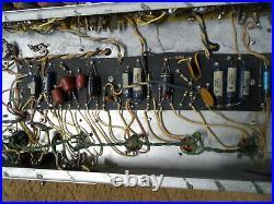 Vintage 1967 Fender Bassman Silverface 6L6 Tube Guitar amp Amplifier