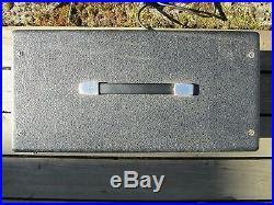 Vintage 1968/1969 Traynor Ysr-1 Custom Reverb Tube Amp El34 8 Ohm Tremolo 12ax7