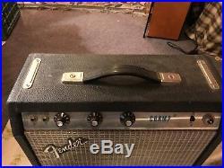 Vintage 1970's Fender Champ Tube Amp