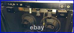 Vintage 1970s CMI SG System SG-410 tube amp Gibson USA