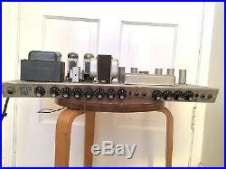 Vintage 1970s Fender Twin Reverb Amp Chassis Works + Mesa STR415 Tubes