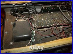 Vintage 1971's Ampeg V2 Tube Amplifier Chassis for Parts/Repair Worldwide