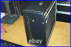 Vintage 1975 Fender Super Twin Guitar Amp, Rca Output Tubes