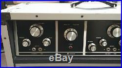 Vintage 1976 CMI SG System SG-212 tube amp Gibson USA