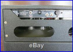 Vintage 1977 Fender Bassman Ten Tube Amplifier with Cover Free Shipping