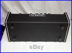 Vintage 1978 Traynor YBA-1 Bass Master Guitar Amp with Matsushita Mullard Tubes