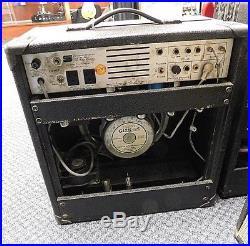 Vintage 1980's Seymour Duncan Convertible 100 Watt Tube Combo Amp