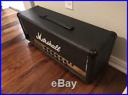 Vintage 1984 Marshall JCM 800 Tube Amp Head Mk-2. Master Model 50W Lead 2204