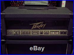 Vintage 1985 Peavey VTM-120 Tube Head 120/60wtts Best PV Amp Ever! Vandenberg