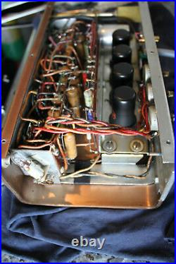 Vintage 2 x BROOK TRIODE Tube Mono Pre-amps with powersuply
