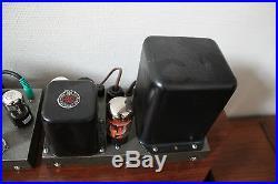Vintage, 2 x Heatkit W2 Mono Tube Amps mit Peerles Ausgangsübertrager