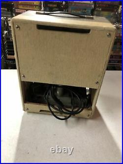 Vintage'50s Sears Silvertone Tube Amplifier speaker
