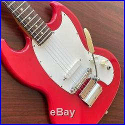 Vintage 60's KALAMAZOO KG-1-A Guitar &'67 MODEL 1 Kalamazoo TUBE AMP LOOK
