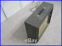 Vintage 60s Sears Silvertone Model 1482 Tube Amp Amplifier Nr