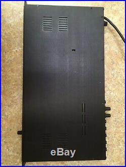 Vintage 80's Stock ADA MP-1 Midi Programmable Guitar Tube Rack Preamp AMP Great