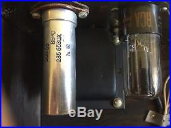 Vintage Airline Valco 62-9025A Guitar Amp, Tremelo, Reverb, RCA Tubes, Jensen