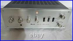 Vintage Allied Stereo Tube Amplifier Model 935