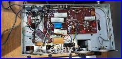 Vintage Altec 344A Tube Integrated mono Amplifier Pair Amperex Serviced Rare