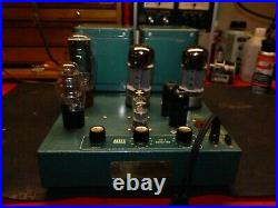 Vintage Altec 350A Tube Amplifier Rare