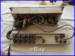 Vintage Altec Lansing 1567A Mixer Tube Amplifier