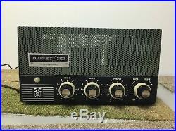 Vintage Amp Stromberg-Carlson Signet SAU 22 Tube Amplifier EL84 Works