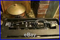 Vintage Ampeg B-25 Tube Amp Head -Video Clip