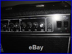 Vintage Ampeg VT-60 Tri-Ax 3-Channel Tube Amplifier. U. S. A. Made Valve Amp