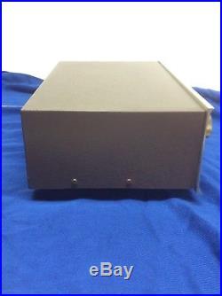 Vintage Audio Dynaco PAS Audiophile Tube Audio Preamp Pre Amp Amplifier USA