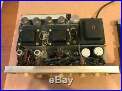 Vintage Bell Carillon 6060 Tube Amplifier and 6070 Tube Tuner Excellent