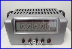 Vintage Bell Sound Systems Model 3725 Tube Amplifier NICE
