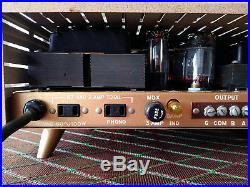 Vintage Bogen Tube Amp Amplifier Model DB130