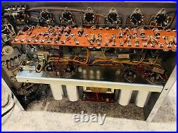 Vintage Collector McIntosh MC275 mk1 From The 60s Vacuum Tube Power Amplifier