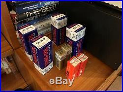 Vintage Conrad Johnson MV52 Vacuum Tube Power Amplifier OB EL34 Excellent